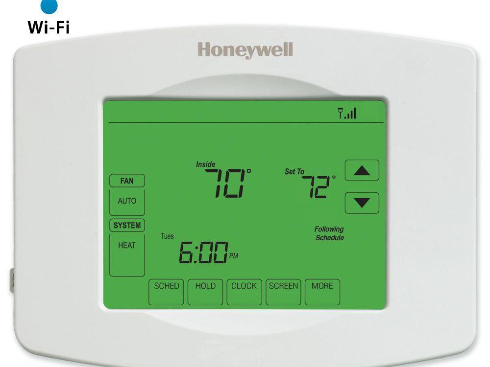 Bestseller  Honeywell Thermostat Th5220d1029 Installation