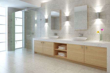 Awesome Bathroom Codes And Design Best Practices Interior Design Ideas Grebswwsoteloinfo