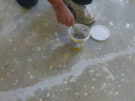 Fixing Concrete Subfloors Pebbleart Inc The Surface That You Install Carpet Tiles
