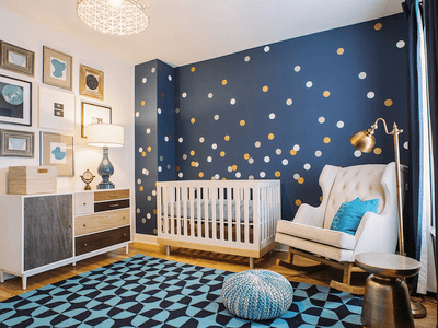 8 Modern Design Tips For Children S Es Nursery