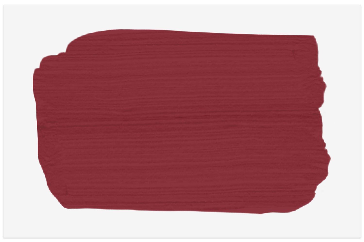 Glidden Red Delicious 00YR 08/409 paint swatch