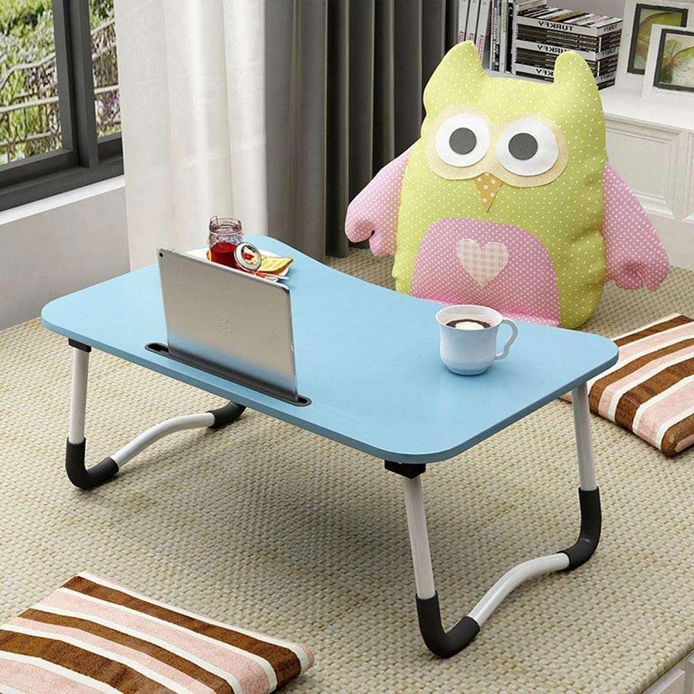 JIIKOOAI Laptop Table