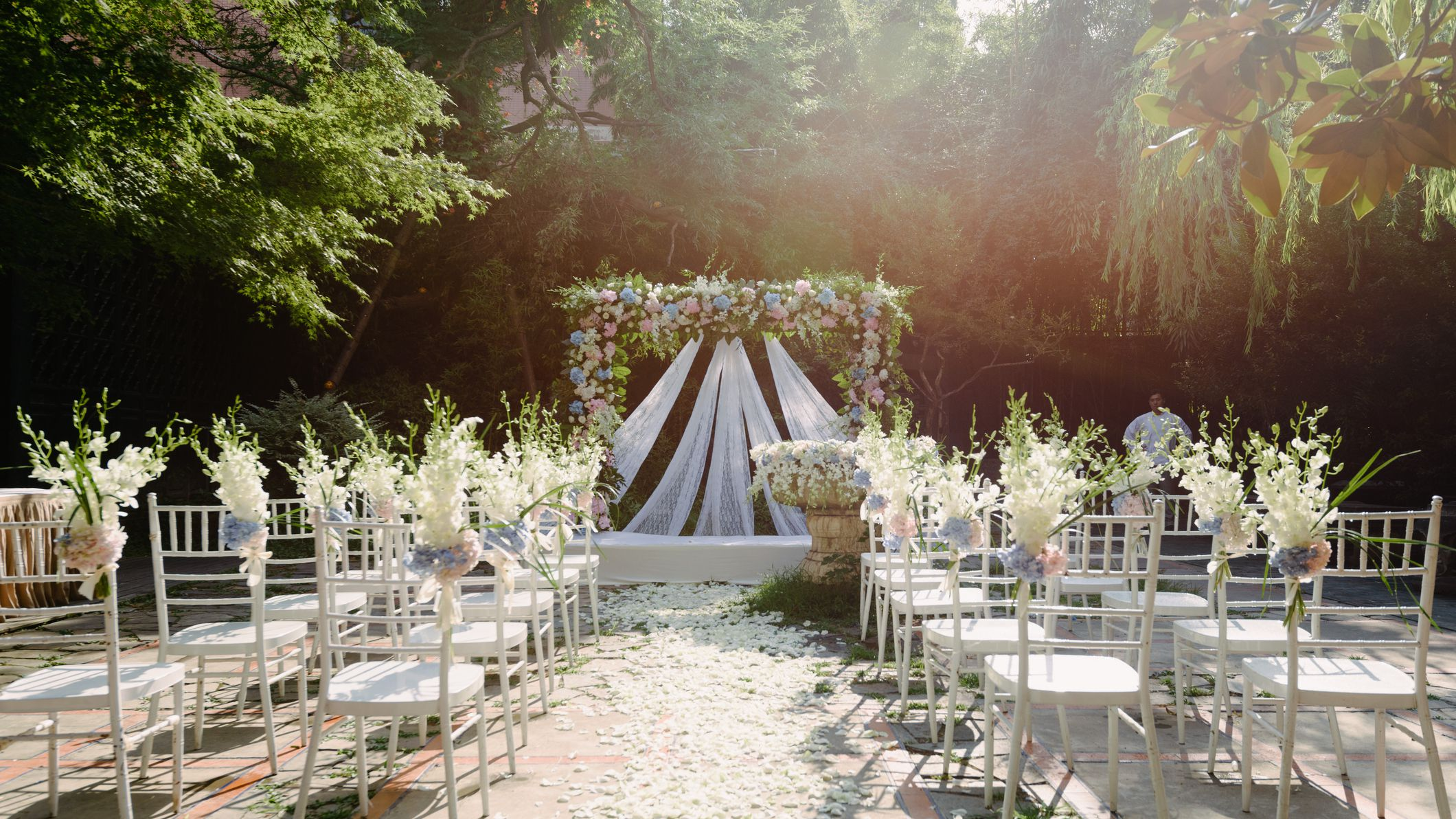 Bride S Side Or Groom S Side Where To Sit At A Wedding