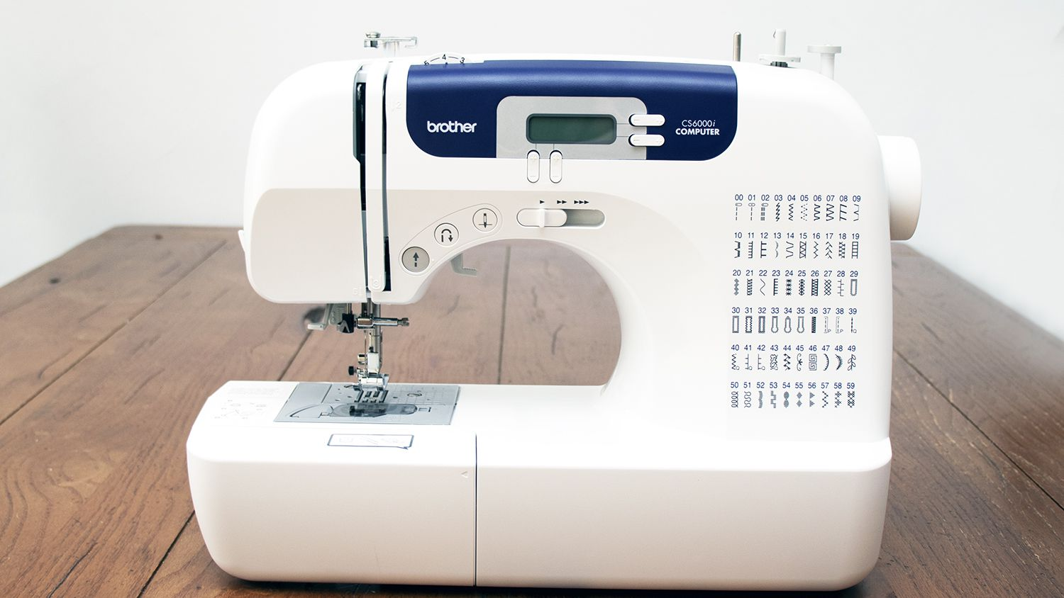 Brother CS6000i Sewing Machine: Feature-Packed and Affordable