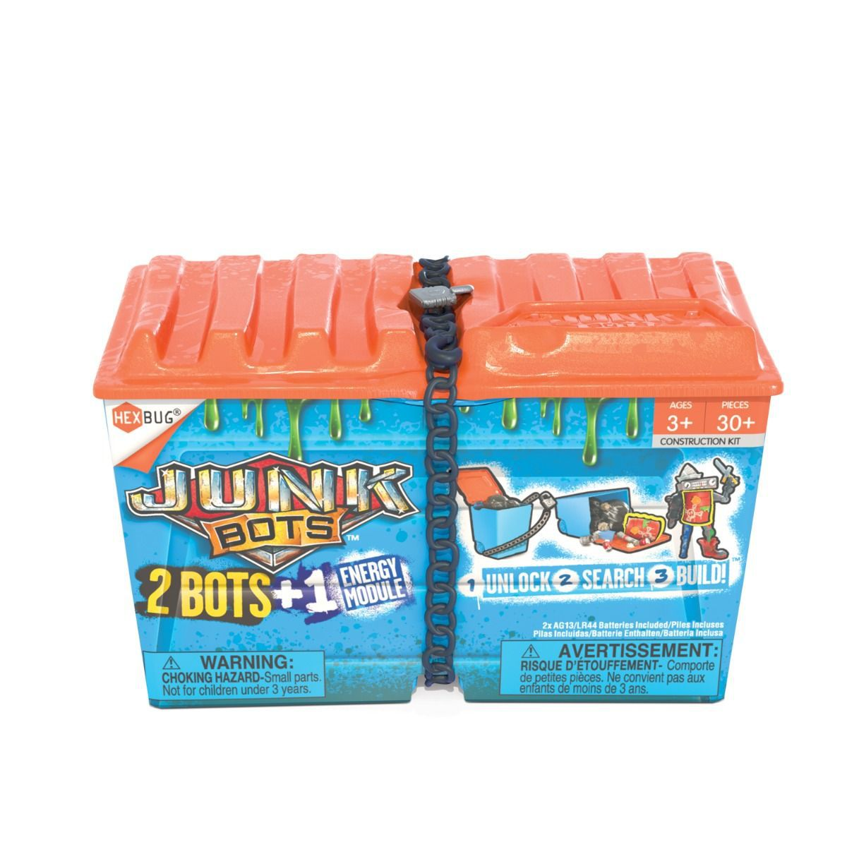 JUNKBOTS Dumpster Kit