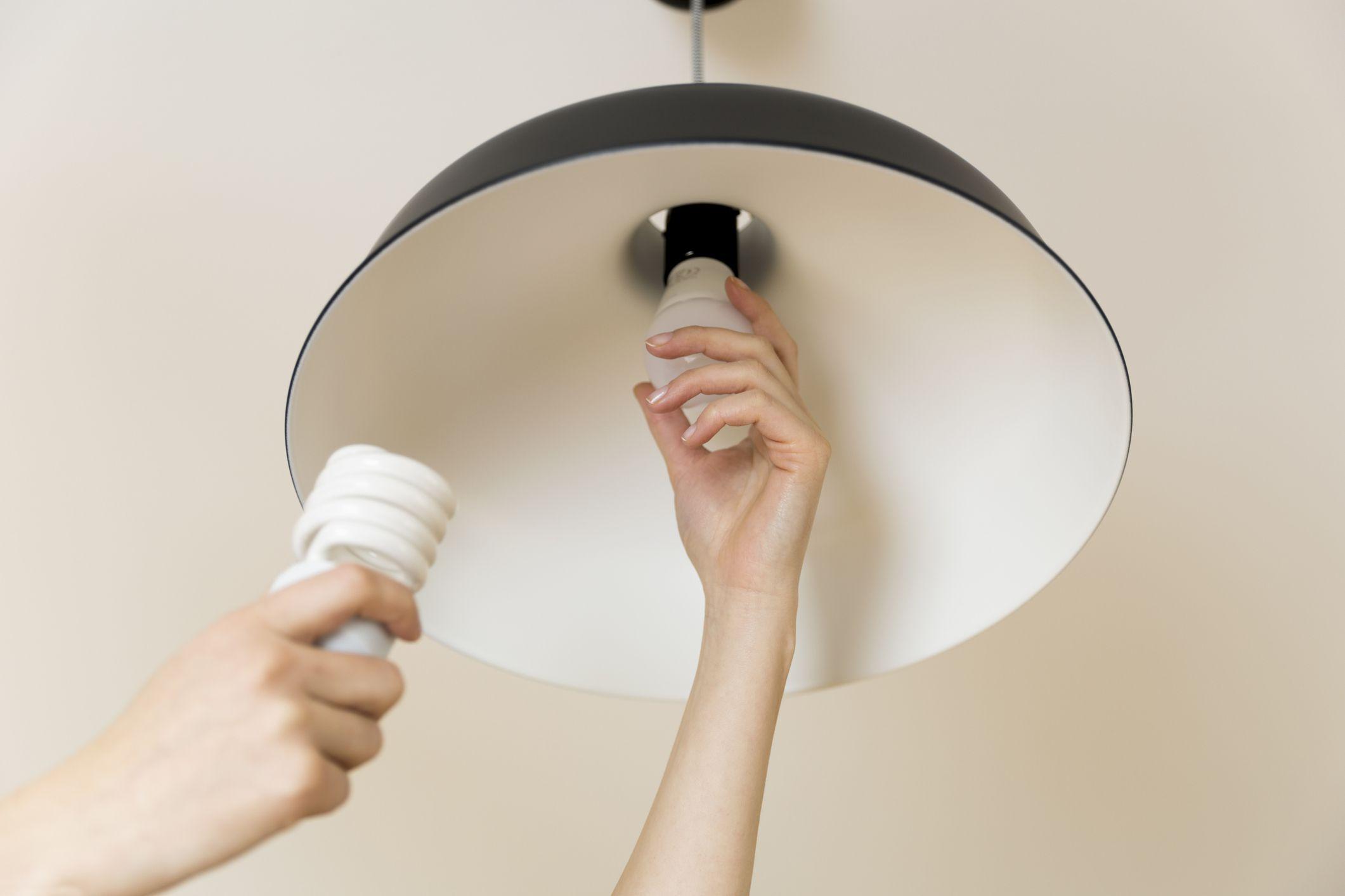 Lamp Fluorescent Lightbulb