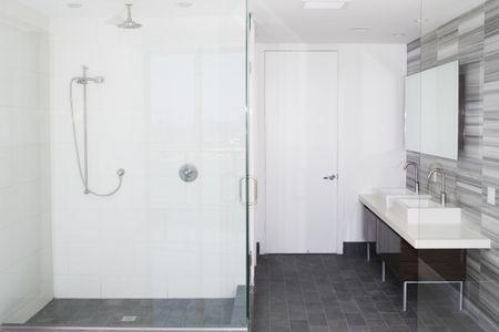 Installing Adhesive-Type Tub and Shower Surround Panels