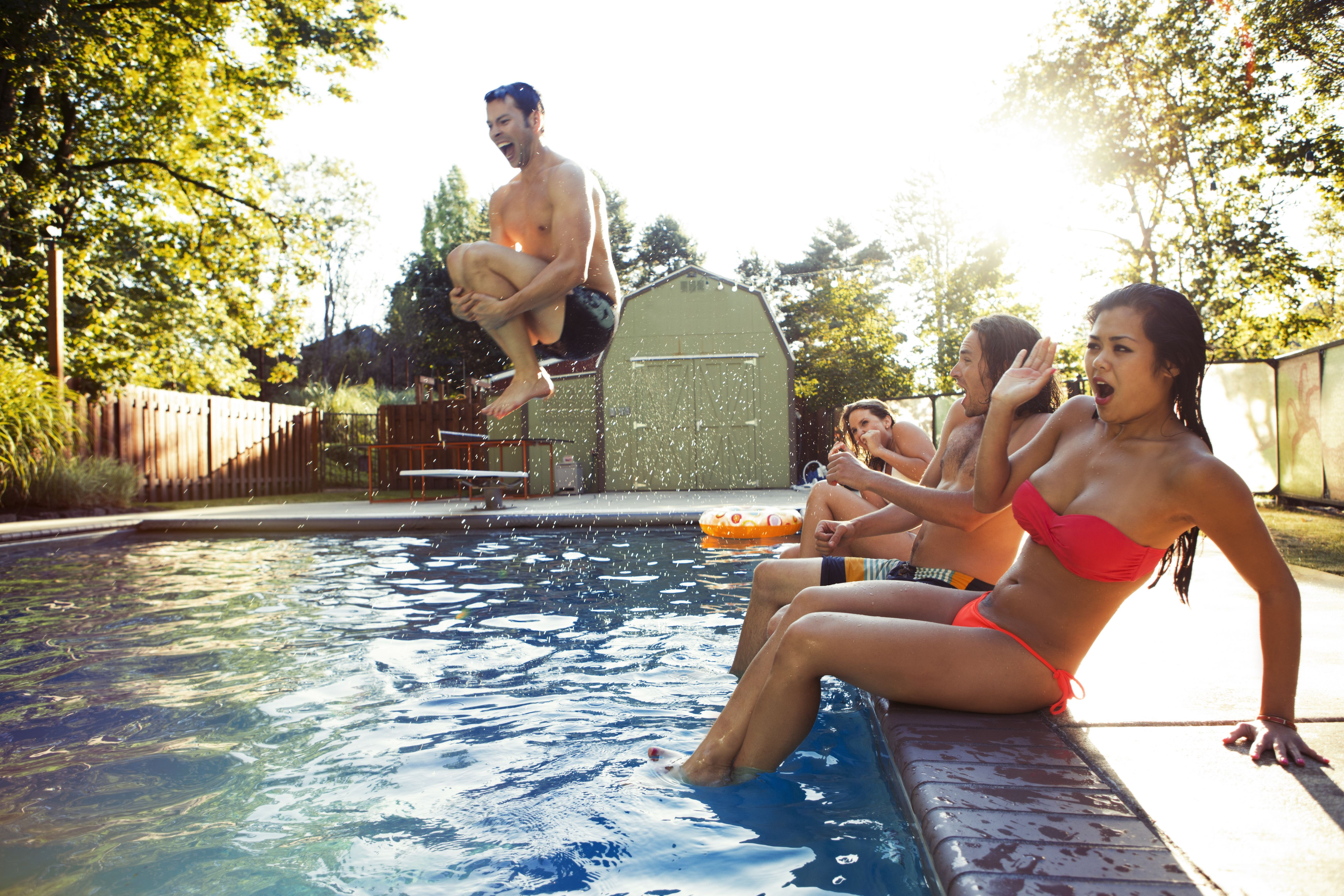 Swimming Pools And Spas Code Requirements