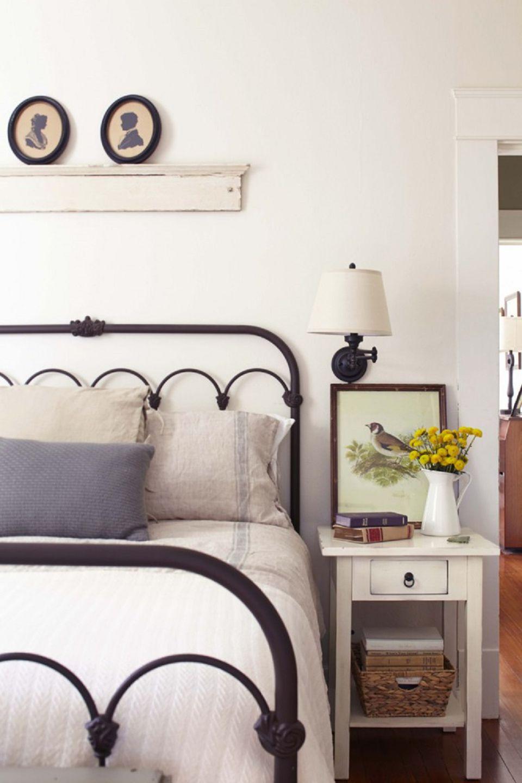 farmhouse48 58f9271f3df78ca159d4c925 - 18+ Small Bedroom Farmhouse Decor Pics