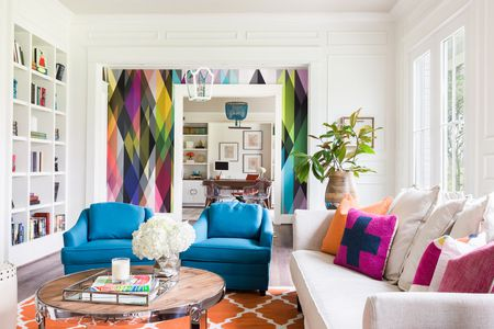 35 Colorful Interior Design Ideas