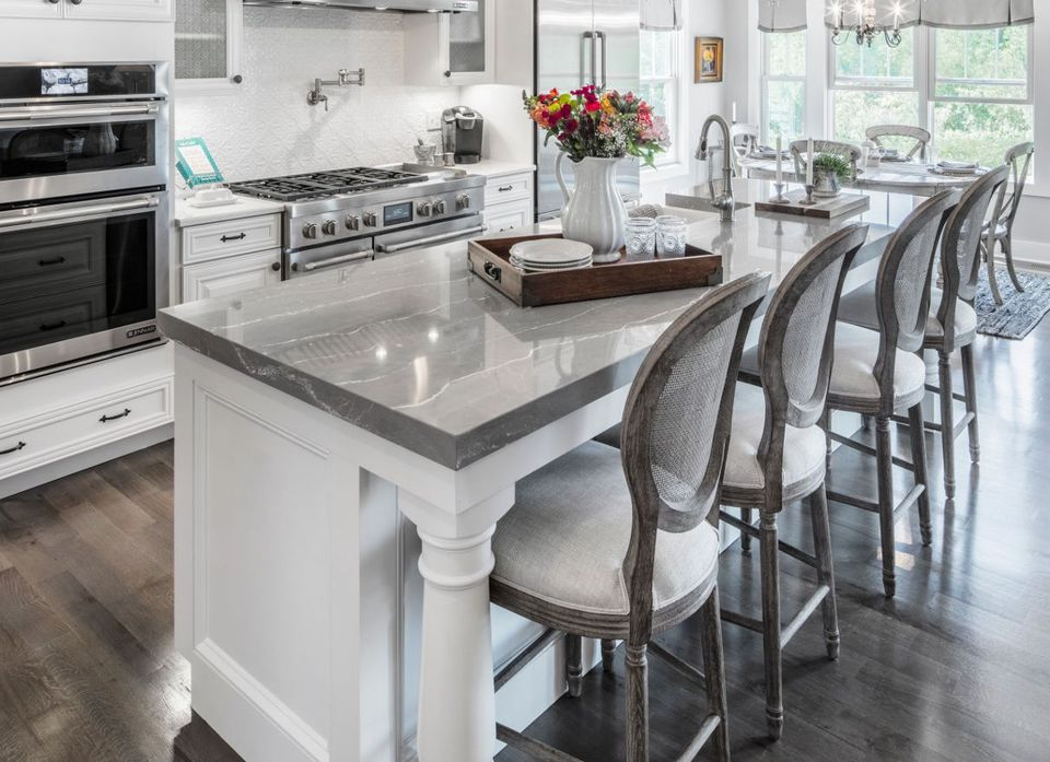 Cambria high gloss countertop