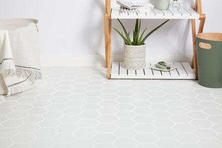 4 Inexpensive Bathroom Flooring Ideas, Porcelain Tile Bathroom Floor Ideas