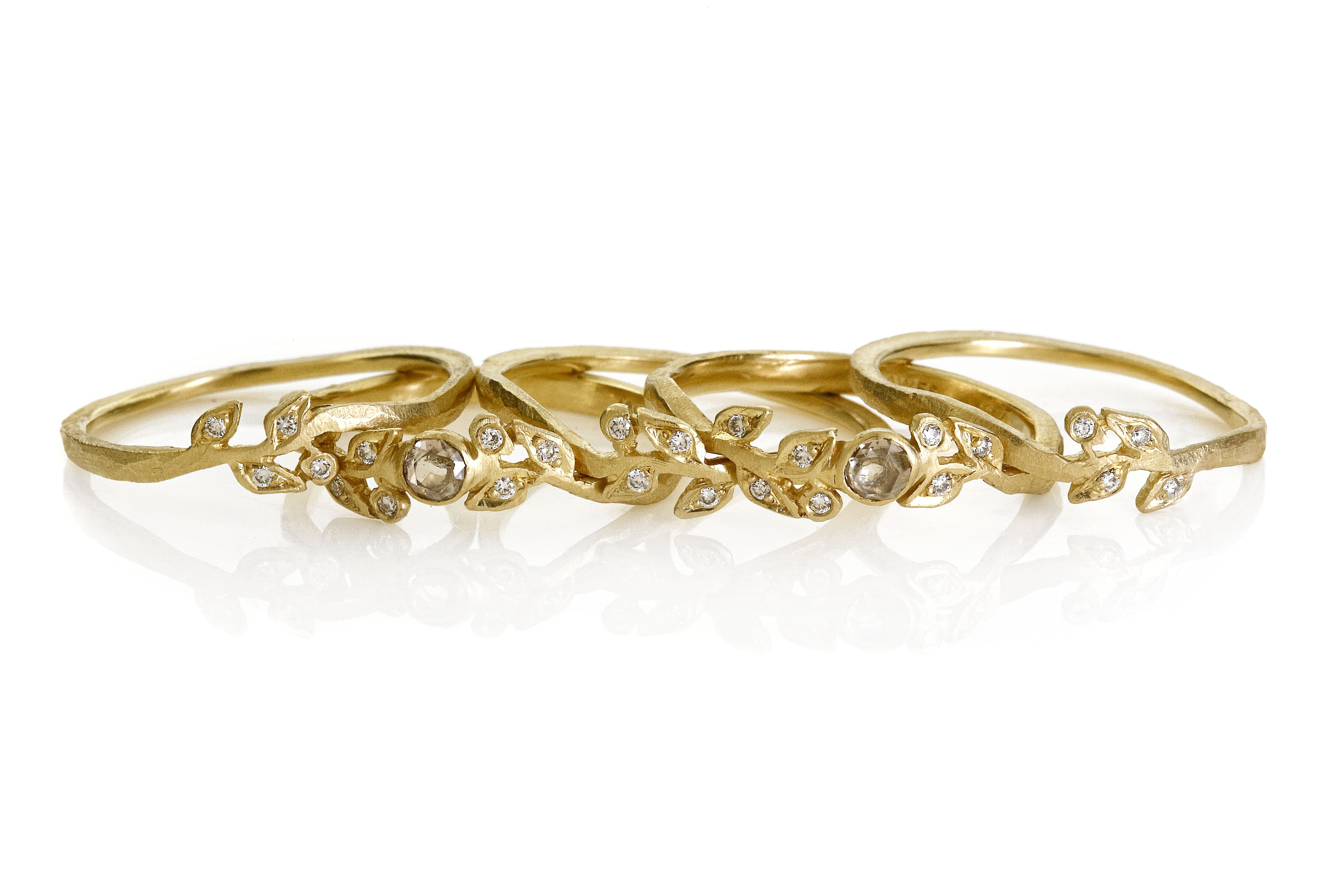 Conflict Free Diamonds 11 Designs That Use Them Beautifully