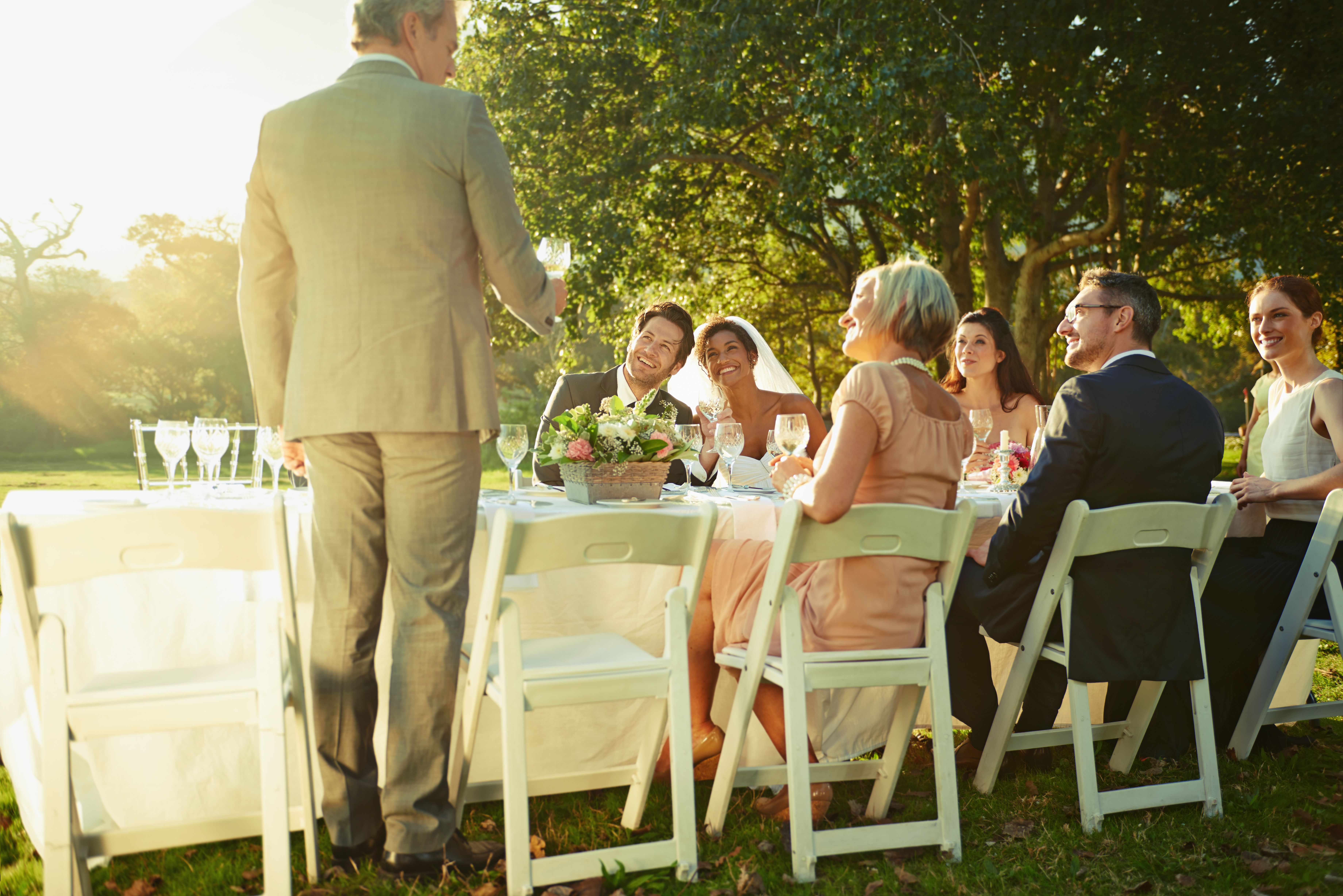 All-Time Favorite Wedding Toasts for the Father of the Bride to Use