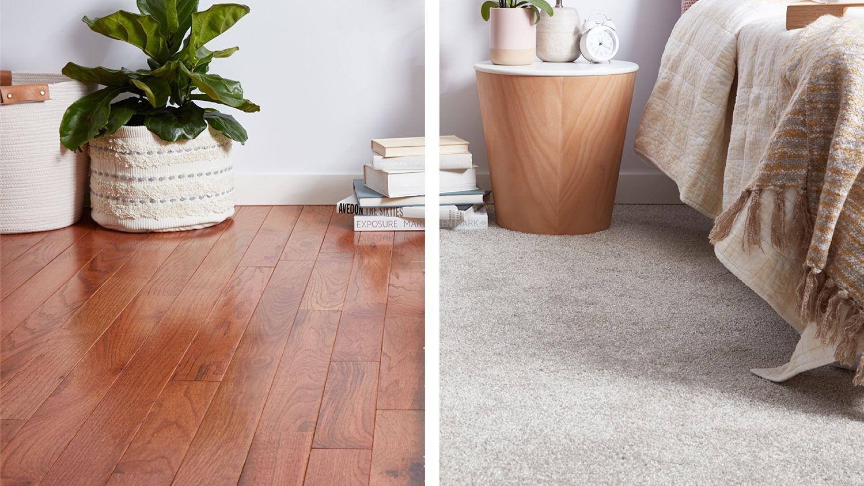 Carpet Vs Hardwood Flooring Which Is, Cost Of Laminate Flooring Vs Carpet