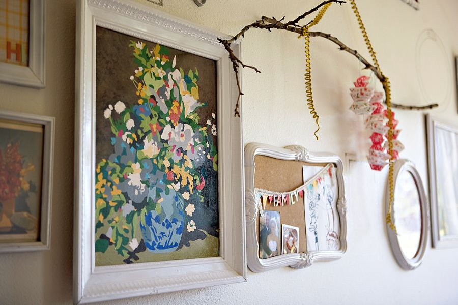 900a32379d30 Ways to Update Picture Frames and Thrift Store Art