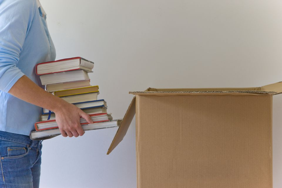 Packing Books For Your Move