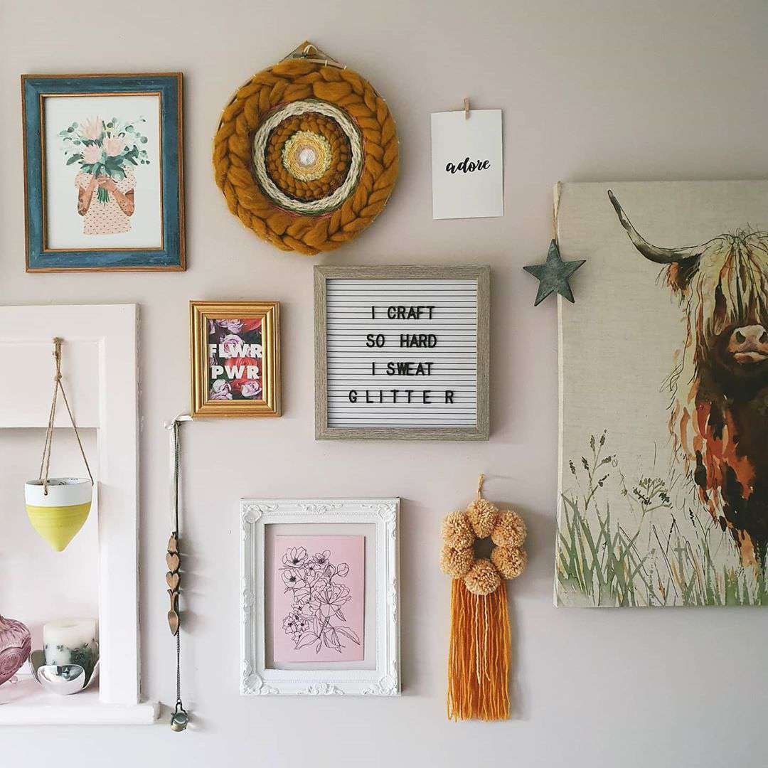 20 Great Design Ideas for Gallery Walls