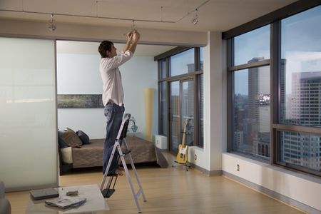 To Replace A Bulb Socket In Light Fixture, How To Change A Ceiling Light Bulb Socket