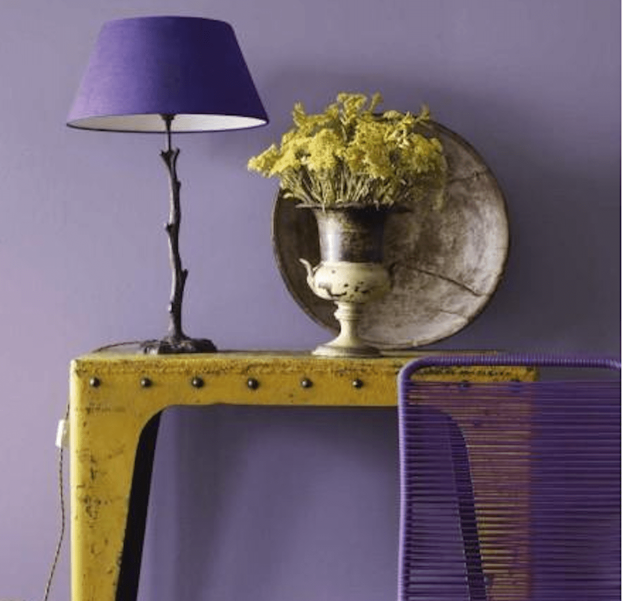 Colors You Can Paint Your Kitchen For Good Feng Shui: How To Use Color Purple In Feng Shui