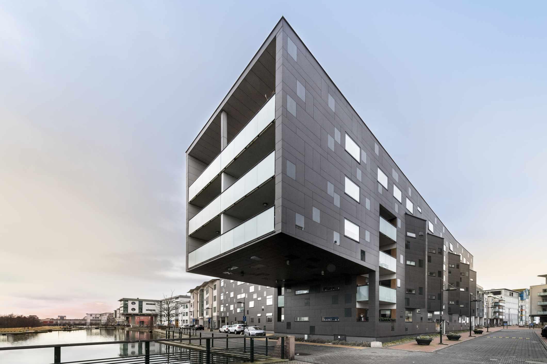 Contemporary apartment in Malmo, Sweden.