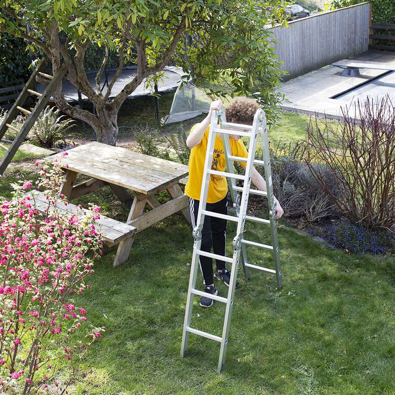 Lifewit Folding Ladder