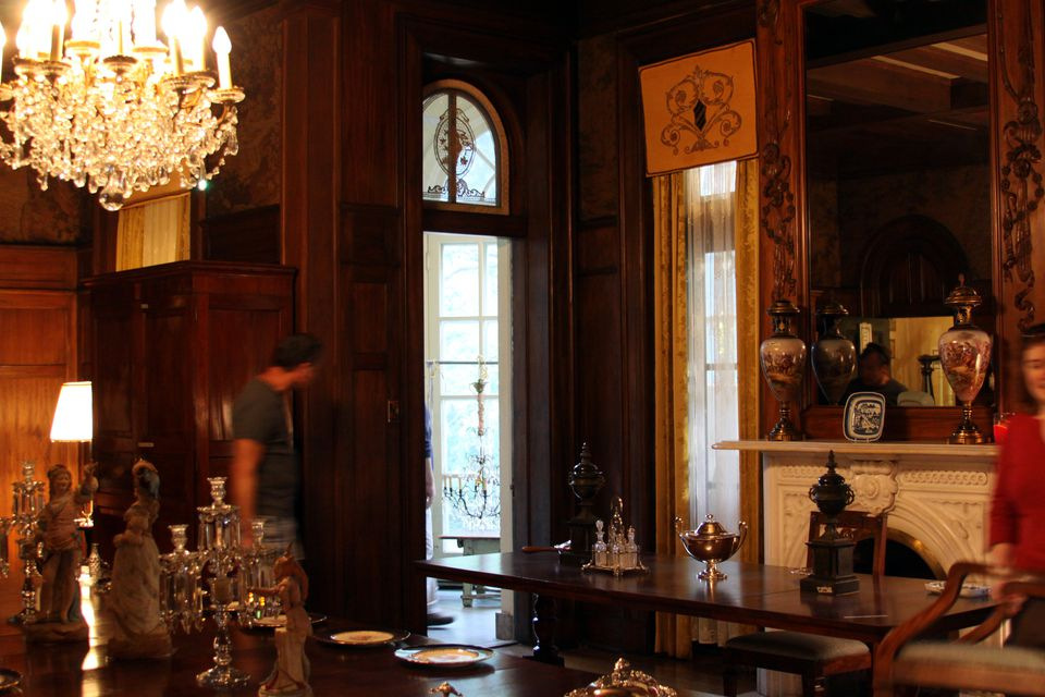 Estate sale at historic Annesdale Mansion in Memphis, TN