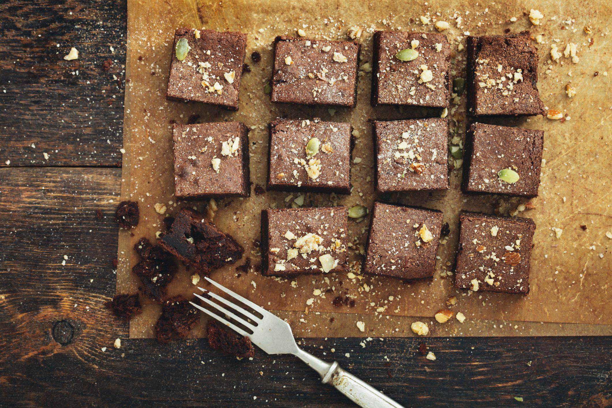 corta brownies