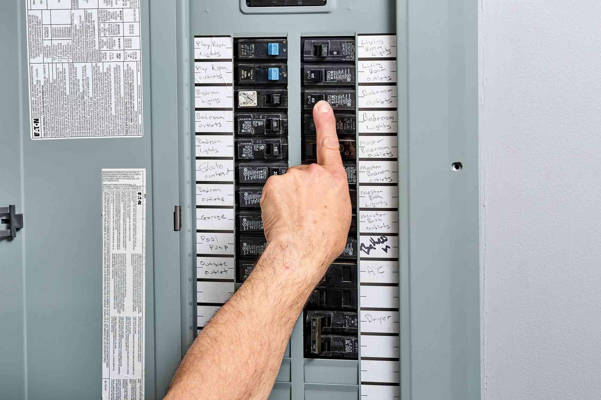 Install a New Light Fixture