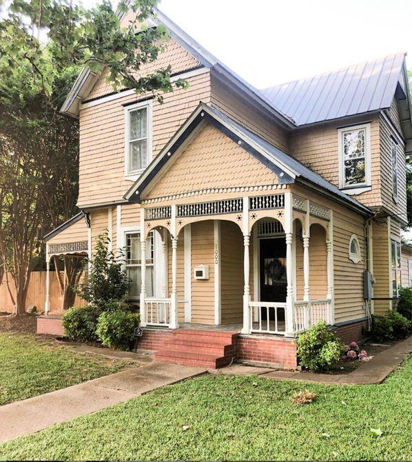 Casa victoriana mixta