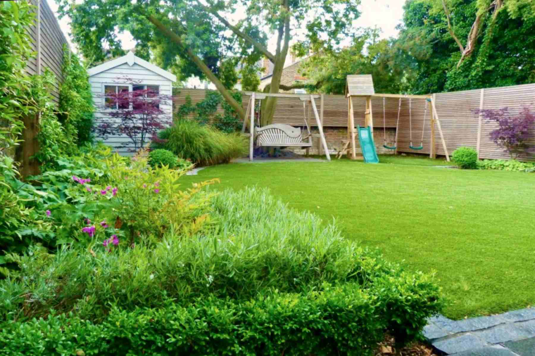 15 Fun Backyard Ideas for Kids