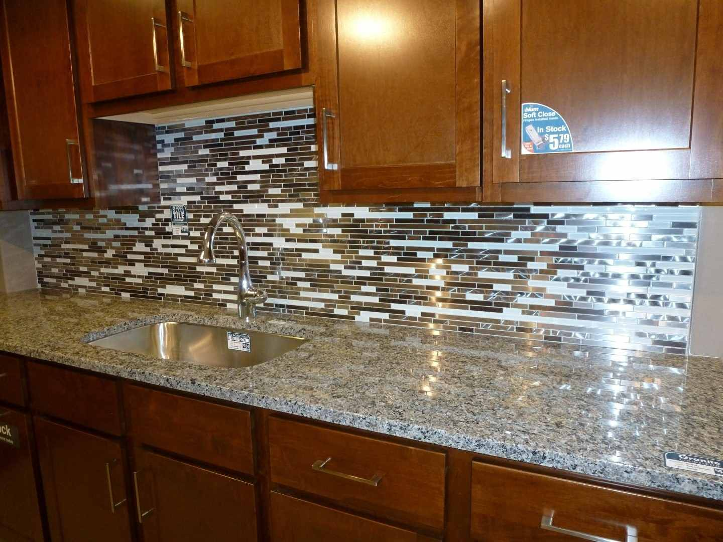 - 5 Easy, Inexpensive Backsplash Treatments