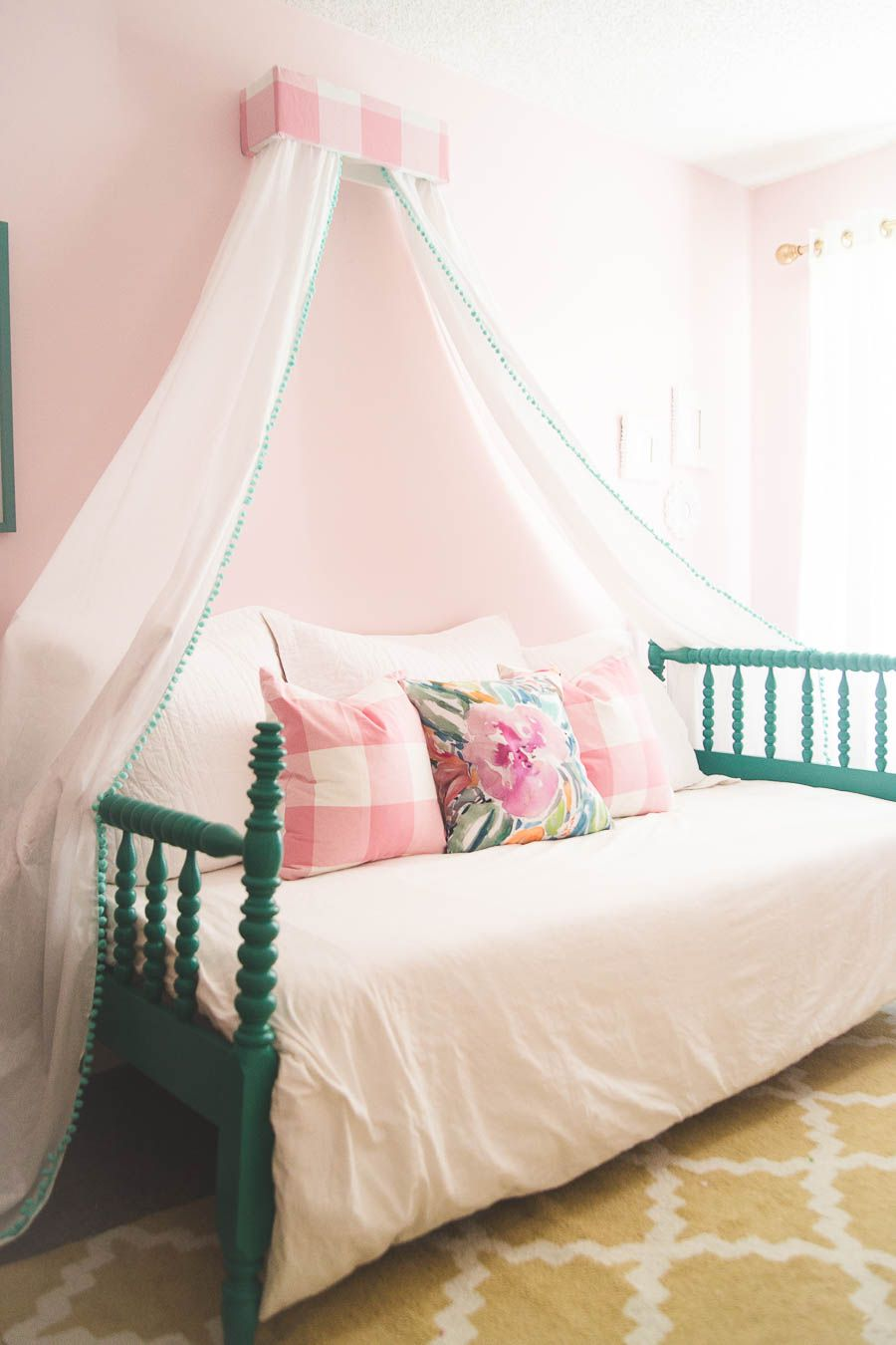 Diy Canopy Headboard