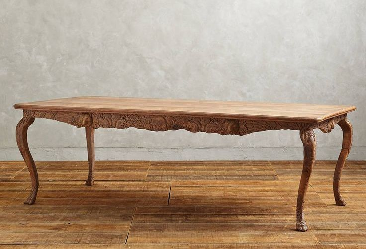 12 New Takes On The Classic Farmhouse Table
