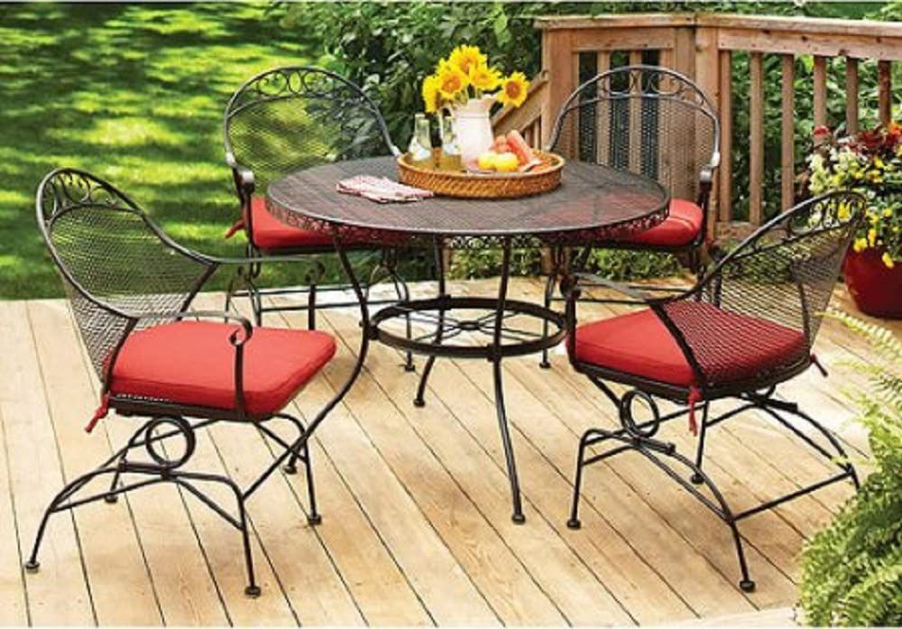 Better Homes and Gardens Clayton Court 5-piece Patio Dining Set