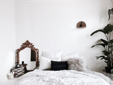11 Shades of White Paint for the Bedroom