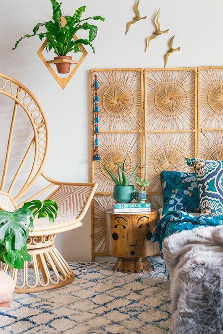 22 Beautiful Boho Bedroom Decorating Ideas