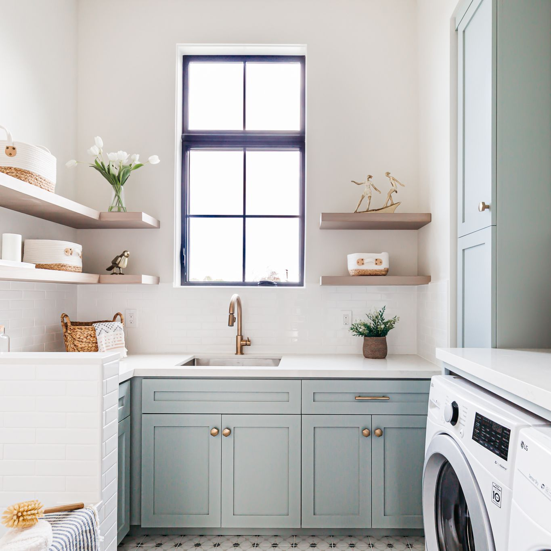 20 Inspiring Laundry Room Design Ideas