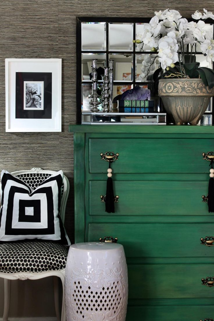 A Chest of Drawers: Fashionable Storage for Every Room