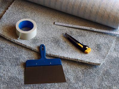 Carpet repair supplies