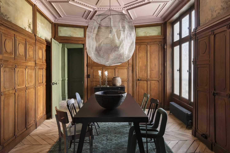 The Merci apartment in Paris.