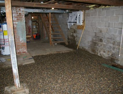 Beautiful Dirt Floor Basement Problems