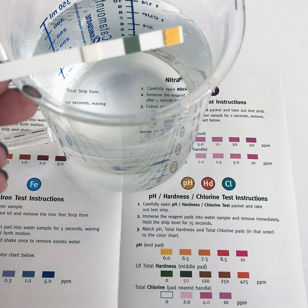 The 8 Best Water Testing Kits Of 2021