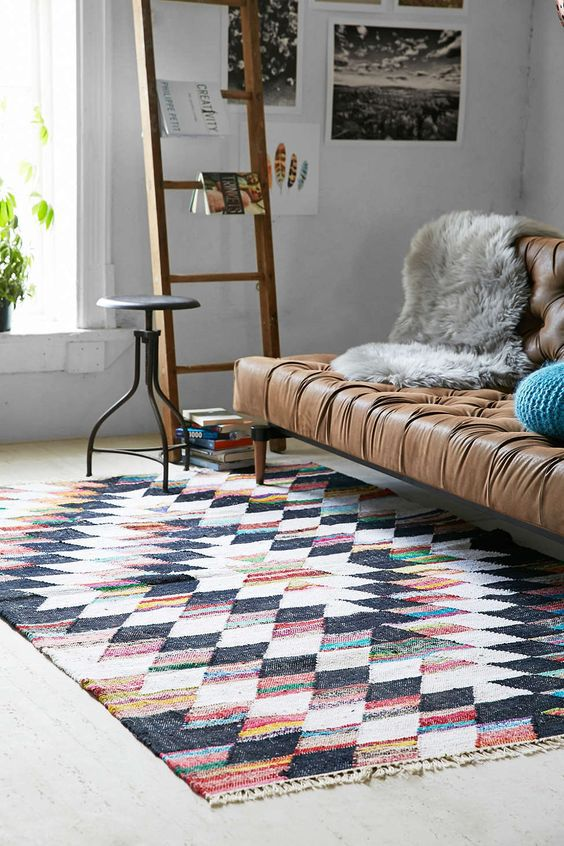7 Reasons To Decorate With Flatweave Rugs
