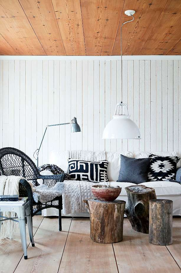 Rooms With Wood Paneling: 9 Super Cool Rooms With Wood Paneling
