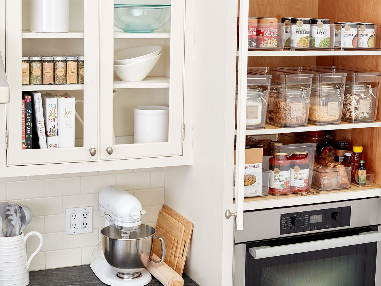 7 Ways To Organize Your Kitchen Pantry