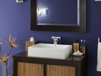 Find The Perfect Paint Color For Your Small Bathroom