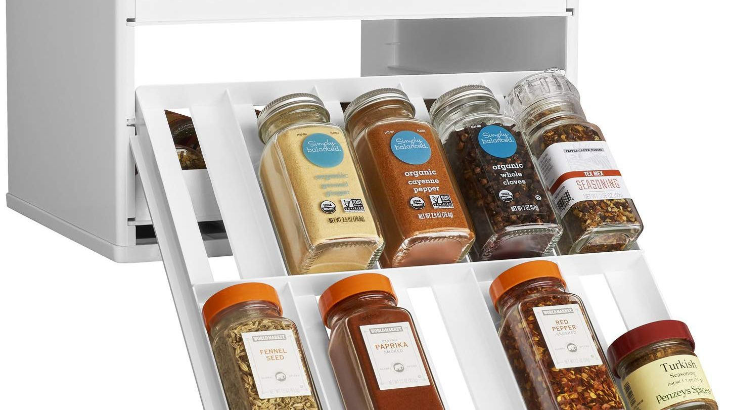 The 8 Best Spice Racks Of 2021