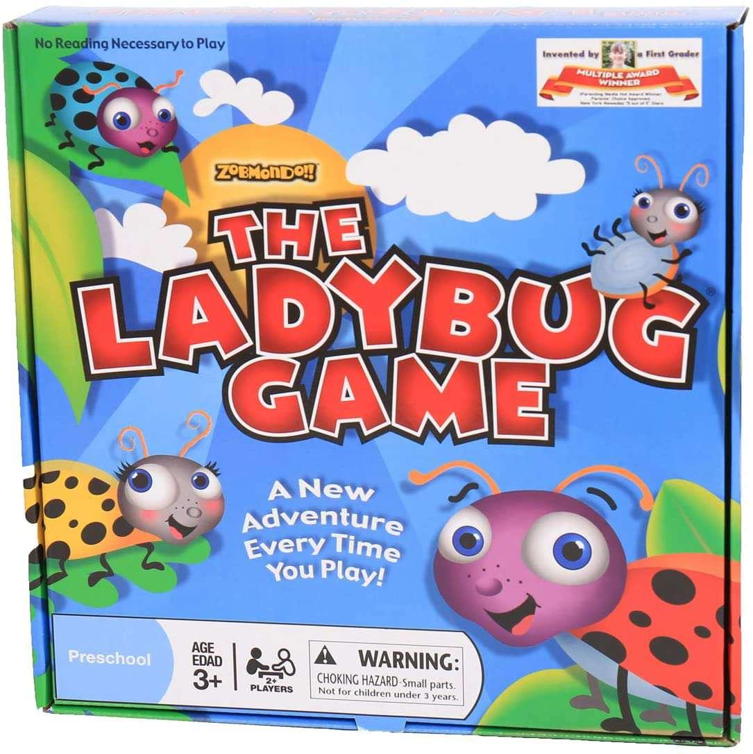 Zobmondo!! The Ladybug Game
