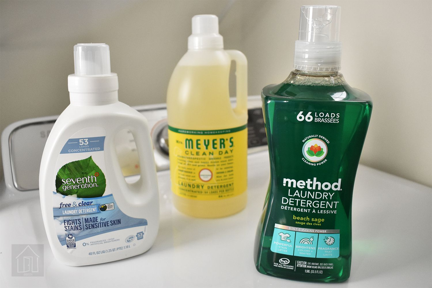 Mrs Meyer S Clean Day Laundry Detergent Review Fresh And